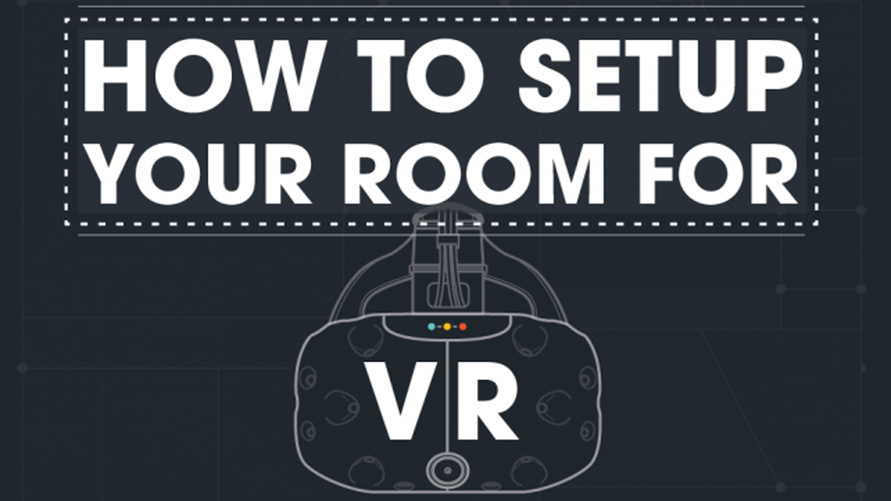 A Guide To Preparing Your Room For Vr Infographic