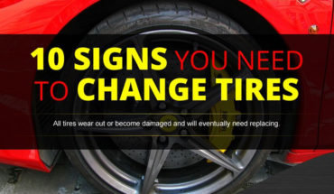 Do You Need To Change Tires? - Infographic