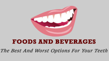 Foods That Are Friends And Foes Of Your Teeth - Infographic