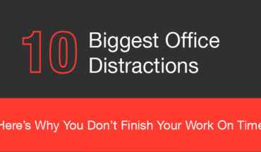 Not Able To Finish Your Office Work On Time - Infographic