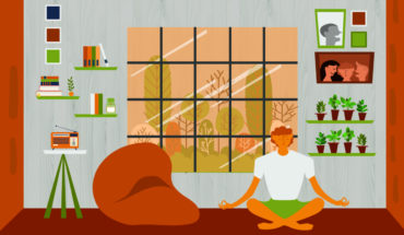 Transform You Home Into A Much Happier Place - Infographic