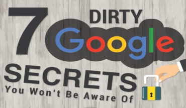 Do You Know Google's Dirtiest Secrets? - Infographic