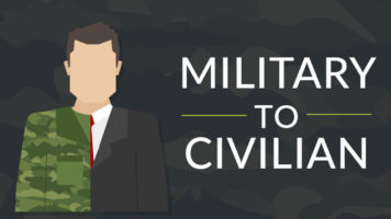 How To Transition From Military To Civilian Smoothly - Infographic