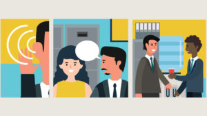 Political Discussions In Workplaces - Infographic
