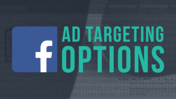 A Guide To Perfectly Using Facebook's Ad Targeting Options - Infographic