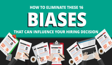 Are Your Hiring Decisions Influenced By Your Personal Bias? - Infographic