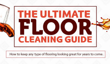 Ultimate Guide To Cleaning Your Floor Well - Infographic