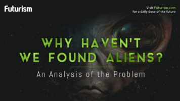Will We Ever Find Aliens? - Infographic