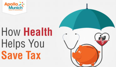 You Can Save Tax Through Health Insurance! - Infographic