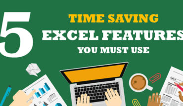 5 Lesser Known Hacks To Use Microsoft Excel Efficiently - Infographic