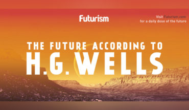 H.G. Wells Predicted Our Future – Infographic