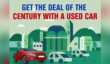 How To Get The Best Deal On A Second-Hand Vehicle - Infographic