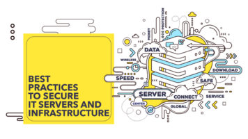 How To Secure Your It Servers & Infrastructure - Infographic