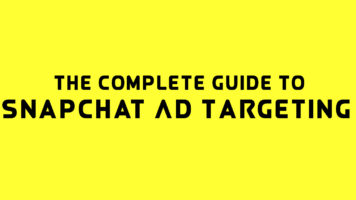 How To Use Snapchat For Advertising - Infographic