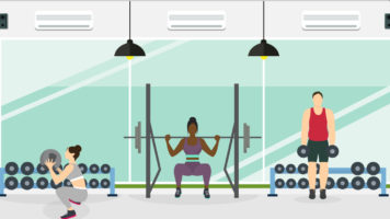 Unraveling The Greatest Myths About Fitness - Infographic