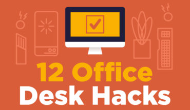 12 Surprising Innovations to Improve Workplace Productivity - Infographic