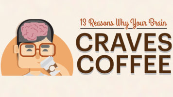 13 Reasons Why Coffee is a Healthy Drink - Infographic