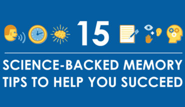15 Methods to Boost Your Memory the Scientific Way - Infographic