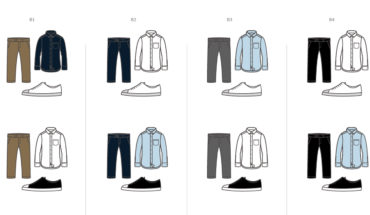 A Guide To Making Sure Your Clothes Match Each Other - Infographic