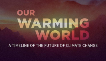 A Terrifying Glimpse Of The Future Of Our Climatic Conditions - Infographic