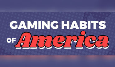 America's Gaming Habits And Trends - Infographic