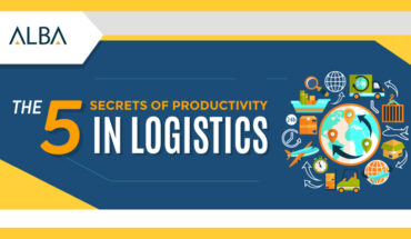 Being More Productive In The Logistics Field - Infographic