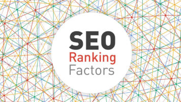 Factors That Affect SEO Rankings - Infographic