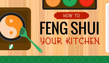 Feng Shui Your Kitchen Immediately! - Infographic