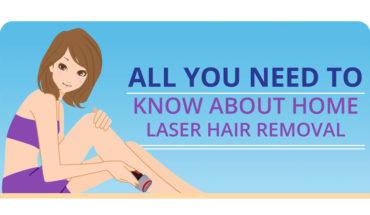 Home Laser Hair Removal: The Ultimate Guide - Infographic