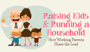 How To Balance Your Work And Family? - Infographic