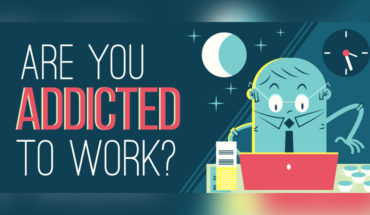The Dangers of Being a Workaholic - Infographic