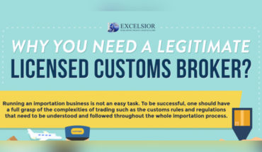 The Importance Of Having A Legit. Licensed Customs Broker - Infographic