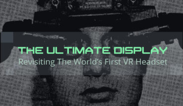 The Journey Of The World's First VR Headset - Infographic