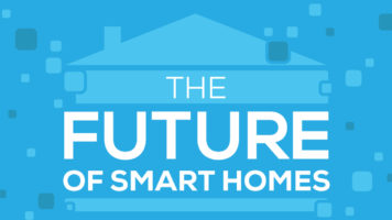 What Smart Homes Will Look Like In The Future - Infographic
