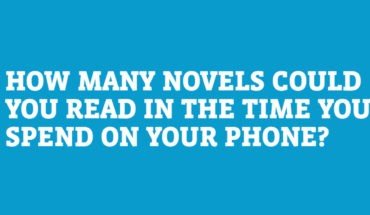 You Could Read These Many Novels If It Weren't For Your Phone - Infographic