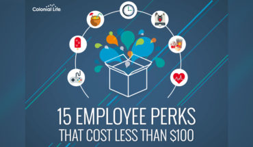 15 Employee Perks That Won't Break the Bank - Infographic