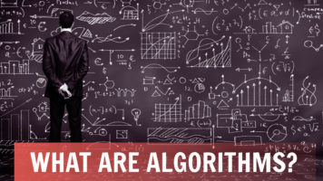 Algorithms: The Complete Story - Infographic