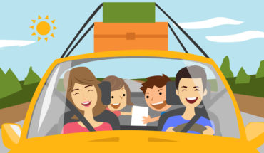 Endurance Guide to Road Trips with Kids - Infographic