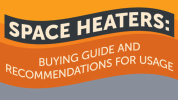 Everything You Want to Know About a Space Heater - Infographic