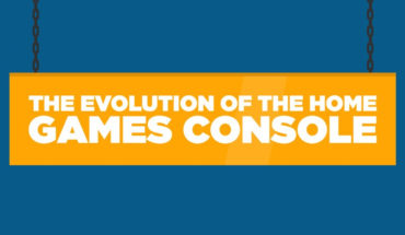 From Then to Now – The Fascinating History of Game Consoles - Infographic