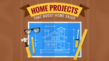How to Boost Your Home Value - Infographic