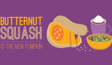 Introducing Butternut Squash – the New Pumpkin on the Block! - Infographic