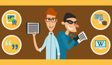 Protect Your Workplace from Plagiarism - Infographic
