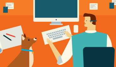 The Advantages of a Pet-Friendly Workplace - Infographic