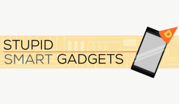 The Smart Guide to Stupid Gadgets - Infographic