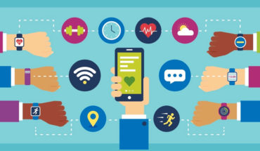 The Wearable Route to Good Health - Infographic