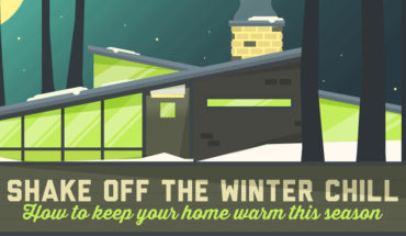 Economical Ways To Keep Warm During The Winters - Infographic