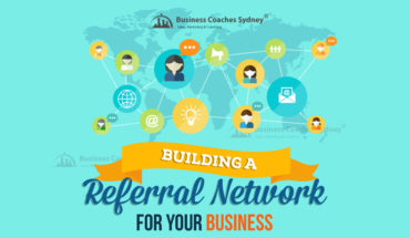 How Building a Referral Network Leads to Happy Customers - Infographic