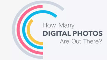 How Many Digital Photos Exist Out There? - Infographic