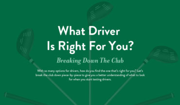 How to Choose the Right Golf Driver for You - Infographic